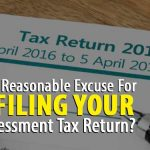 2016-2017 Self Assessment tax return